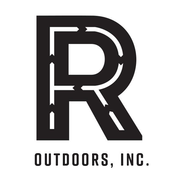 Recur Outdoors R Logo